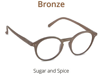 Sugar and Spice in Bronze by Peepers