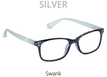 Swank in Silver by Peepers