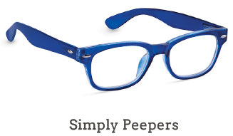 Simply Peepers in Blue