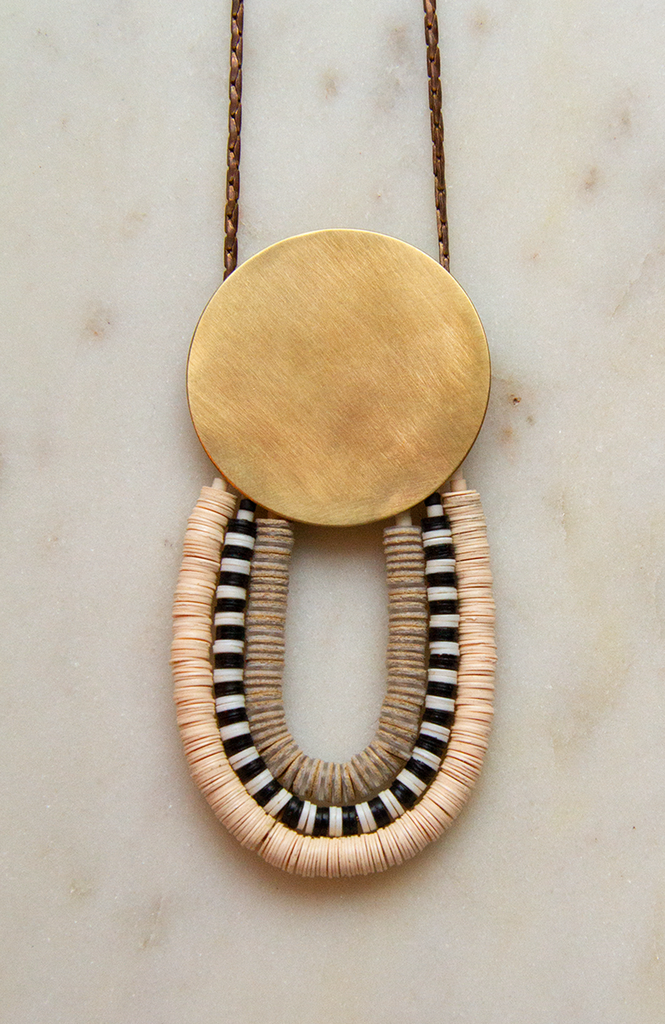 Callisto Necklace
