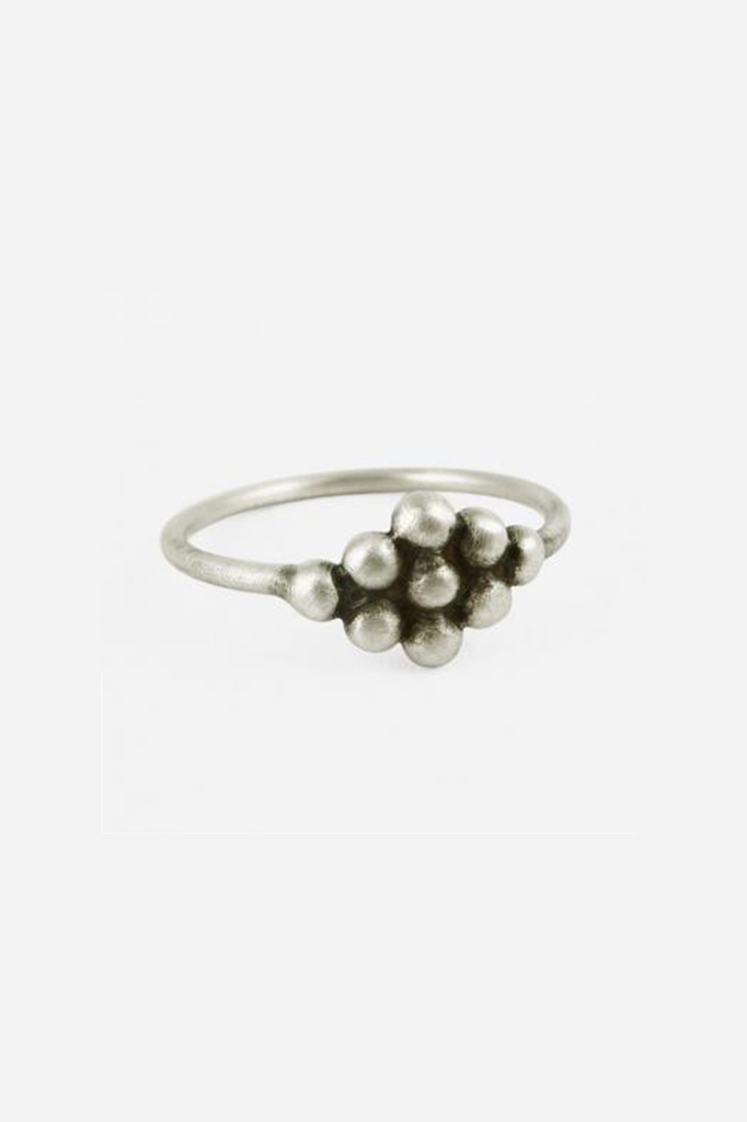 Nine ball Granulated Ring