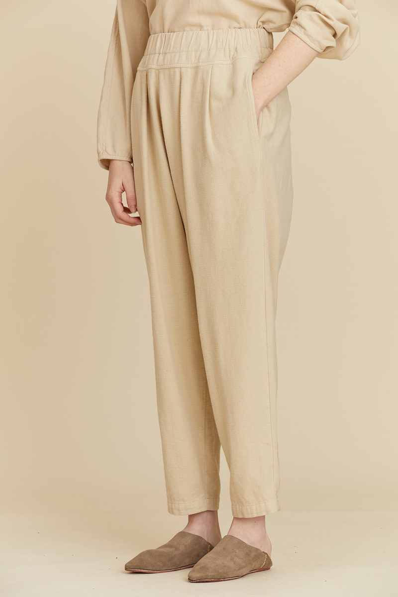 Carpenter Pants, Natural