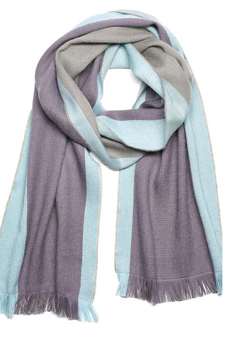 Reversible Alpaca Scarf, Ether