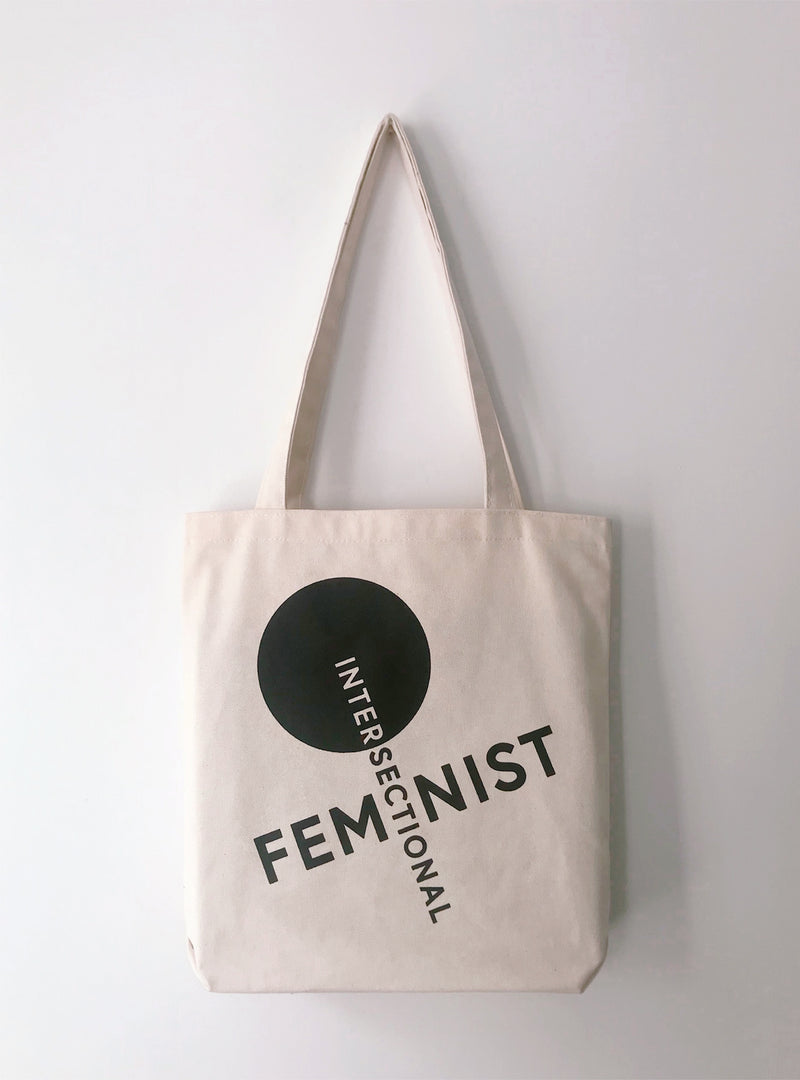 'Intersectional Feminist' Tote Bag
