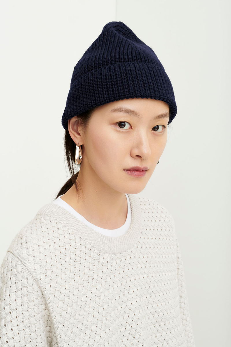 Sailor Beanie, Navy