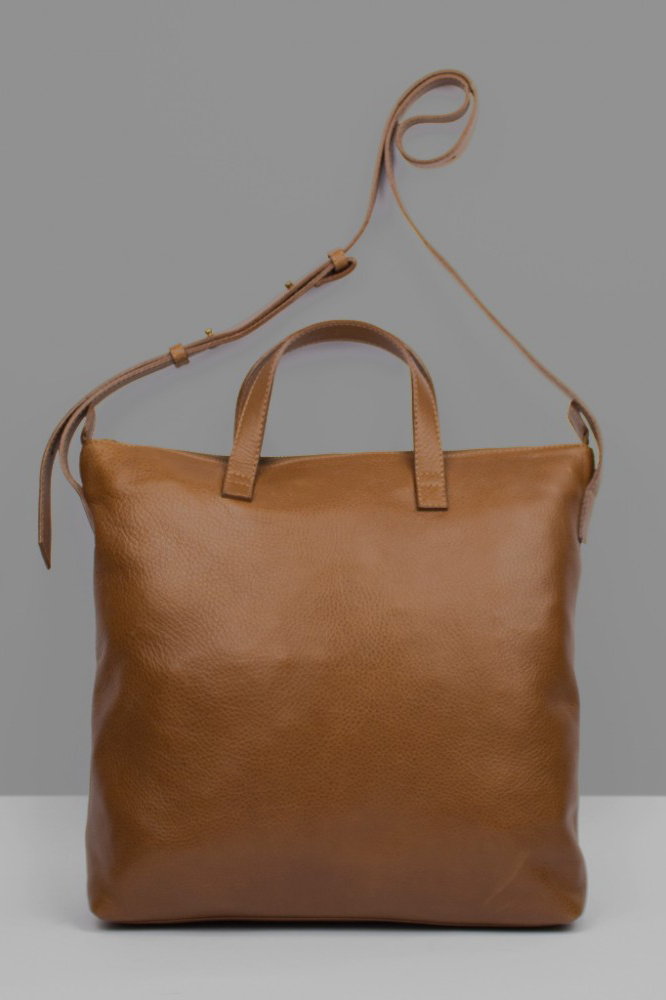 Medium Bag, Chestnut