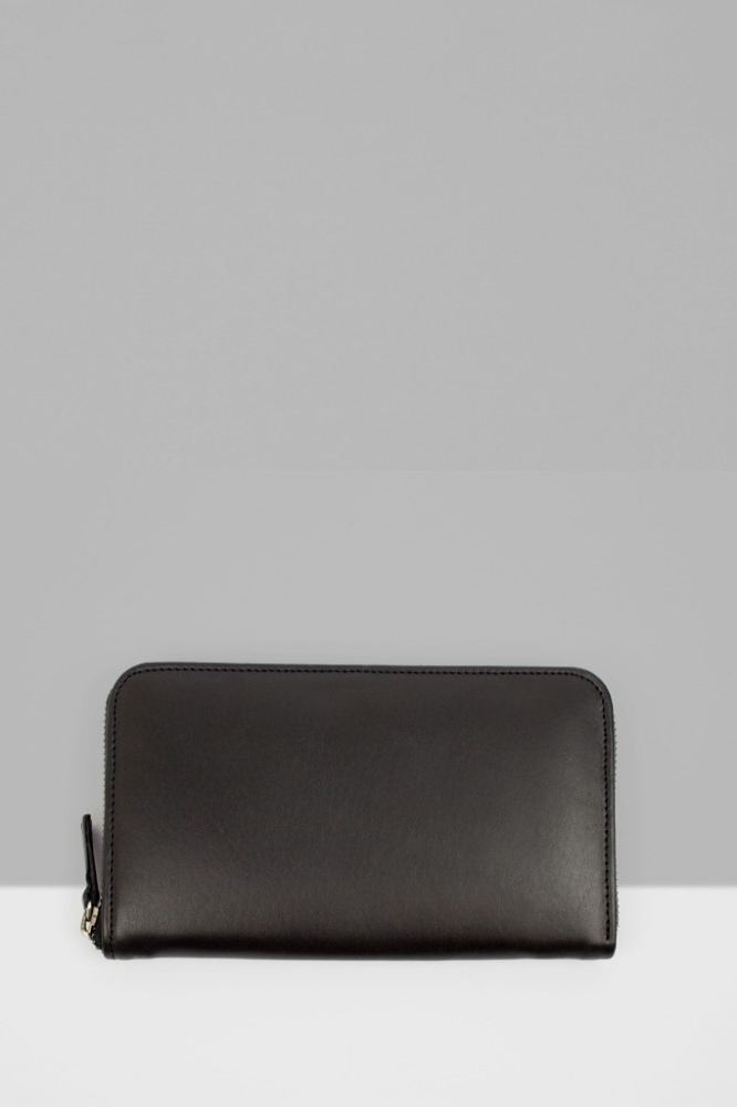 Zip Wallet, Black