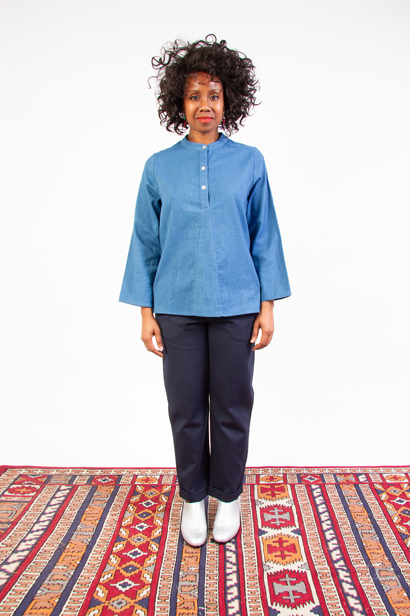 Amma Long Sleeve Top