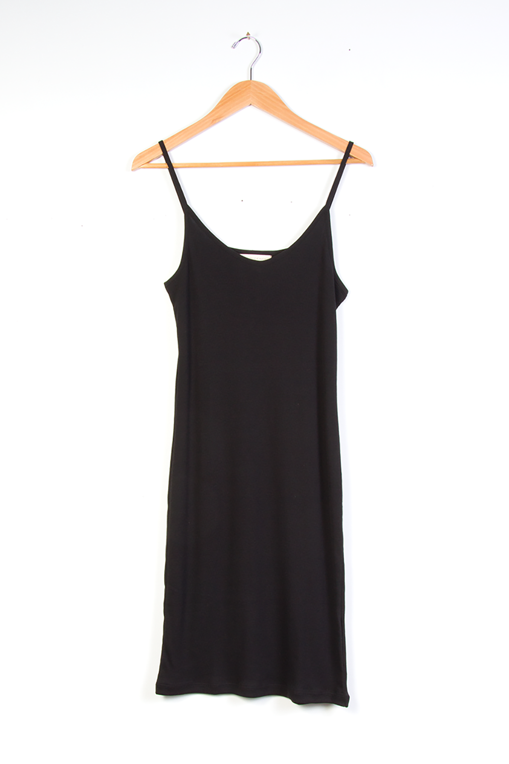 Ribbed Slip Dress