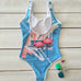 Flamingo Vintage Vibe One Piece