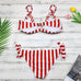 Parlor Striped Bikini