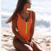 Charlie Zipper One Piece