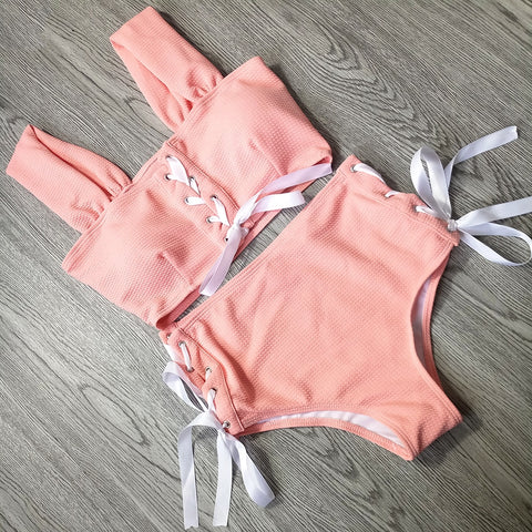 QT 2 Piece Swim Set