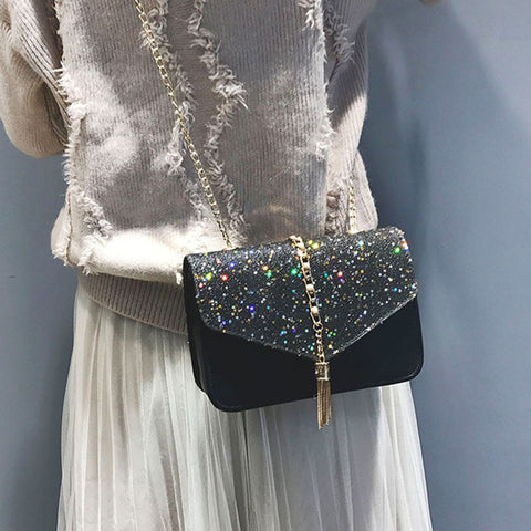 Glitters Shoulder Bag