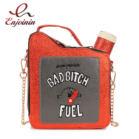 Bad Bitch Fuel Purse