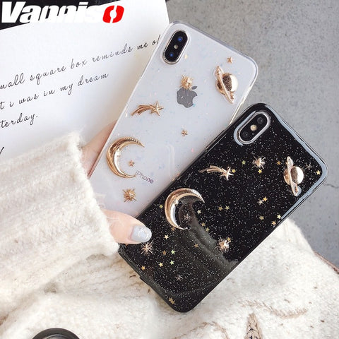 Luxury Space Iphone Case