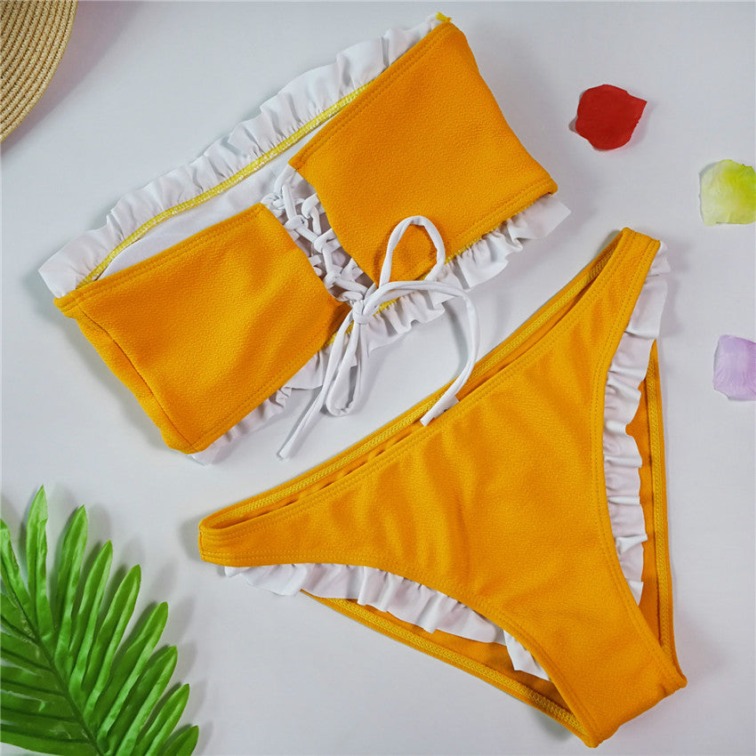 Tang Bikini Two Piece
