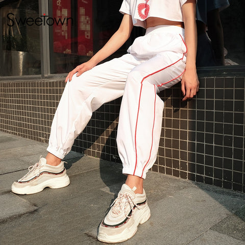 Simple / Sweet Jogger Street Style Pants