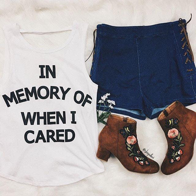 Suede Lace Up Shorts