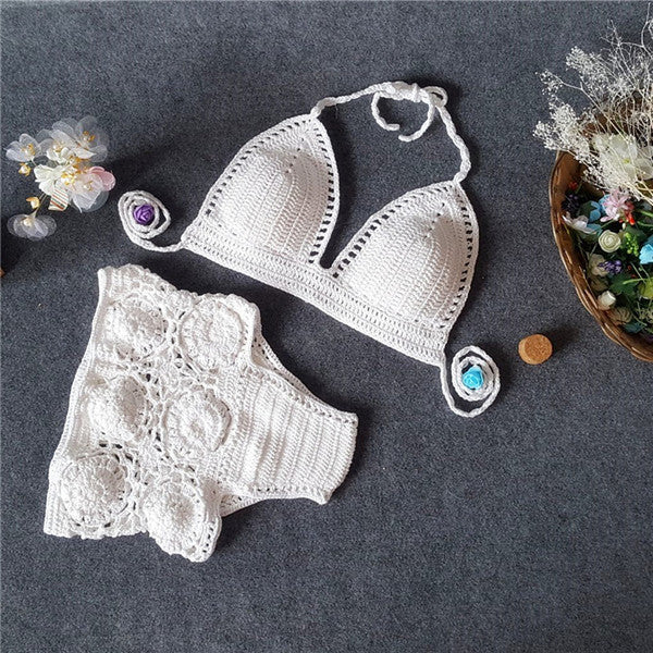 Naomi Crochet Bikini Two Piece