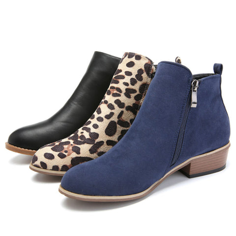 Tania Ankle Boots