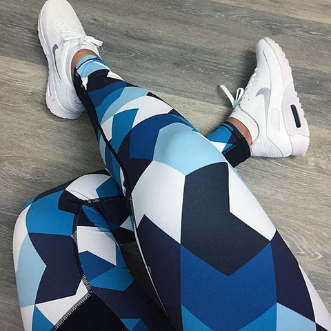 Andres Fitness Yoga Leggings