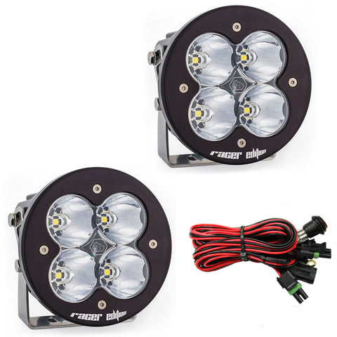 XL-R Racer Edition, Pair High Speed Spot Automotive Lighting