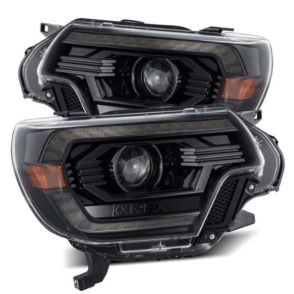 2012-2015 Toyota Tacoma LUXX-Series LED Projector Headlights