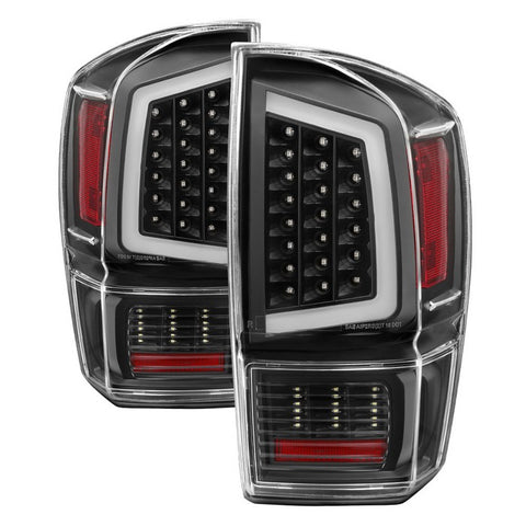 2016-2019 Light Bar LED Tail Lights