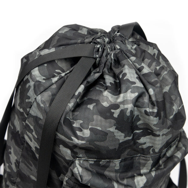 G6 Apex Jacket Mystery Camo Drawstring Bag