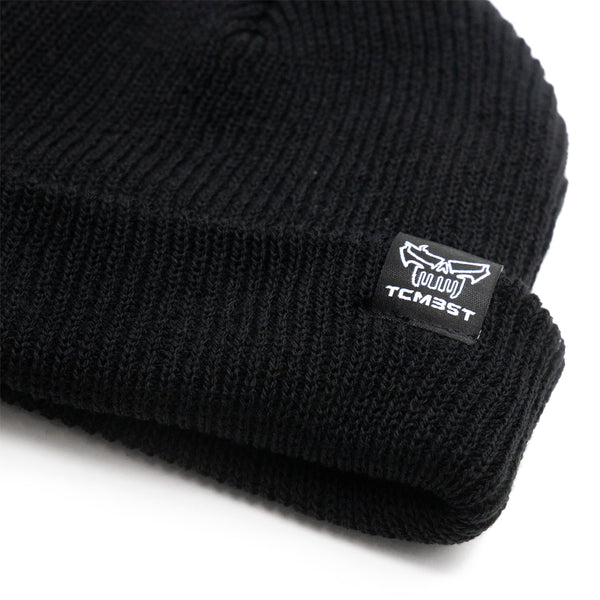 TCMBST Beanie - Black