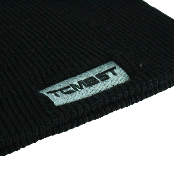 TCMBST Patch Beanie - Black