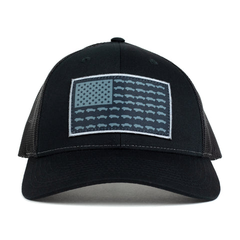 Tacoma USA Spec Ops Hat - Black