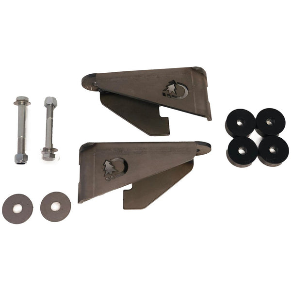 2005-2021 Tacoma Body Mount Relocation Kit