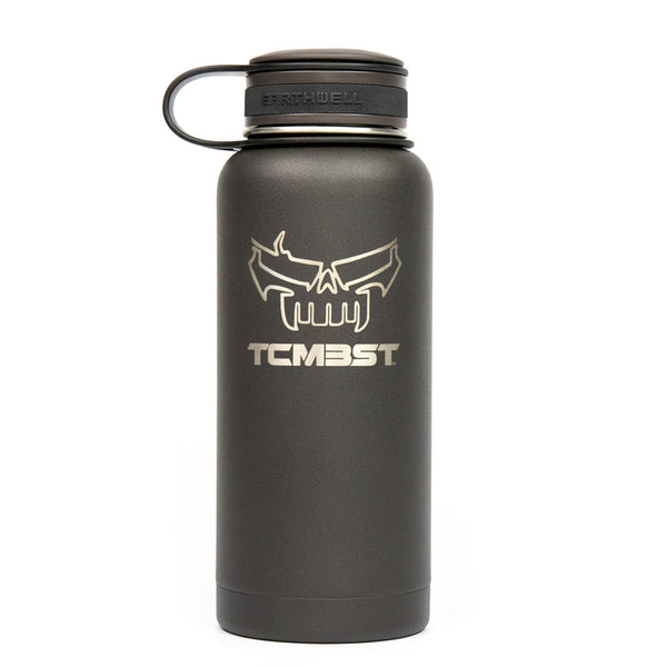 TCMBST 32oz Kewler Bottle - Volcanic Black