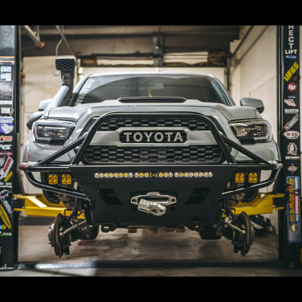 Toyota Tacoma 2016+ Hybrid Front Bumper