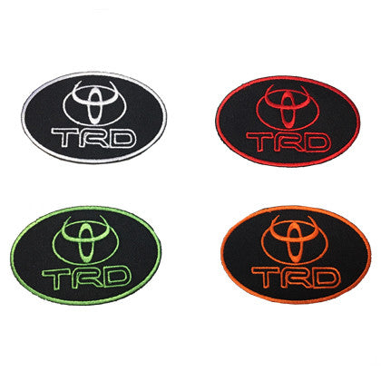 TRD Devil Patch (velcro)
