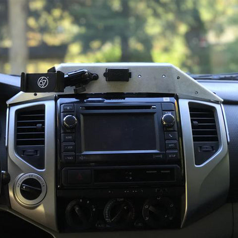 2nd Gen Toyota Tacoma Powered Accessory Mount 2tpam 2012