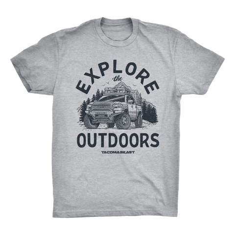 TCMBST - Explore The Outdoors Tee