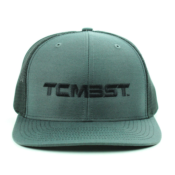 Charcoal -  Limited Edition TCMBST Trucker Hat