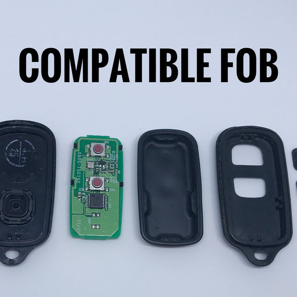1st Gen Injection Fob Cases