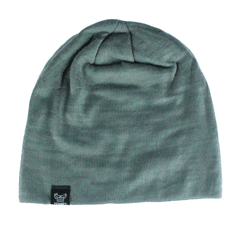 TCMBST Laid Back-Beanie - Charcoal Grey