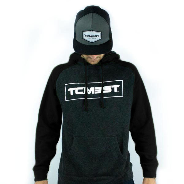 TCMBST Hoodie (Charcoal Heather/Black)