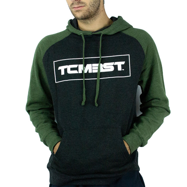 TCMBST Hoodie (Charcoal Heather/Army)