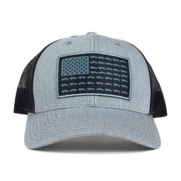 Tacoma USA Spec Ops Hat - Heather Grey