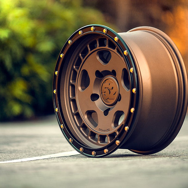 OFF ROAD WHEELS - Turbomac HD - Bronze