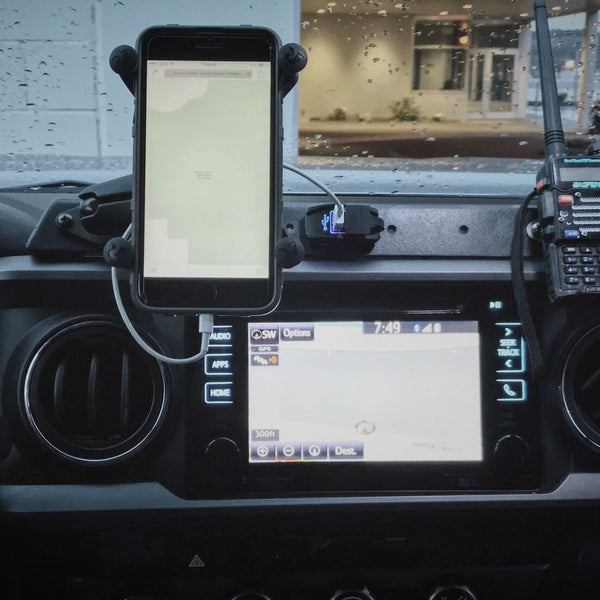 3rd Gen USB Powered Accessory Mount (3TPAM)