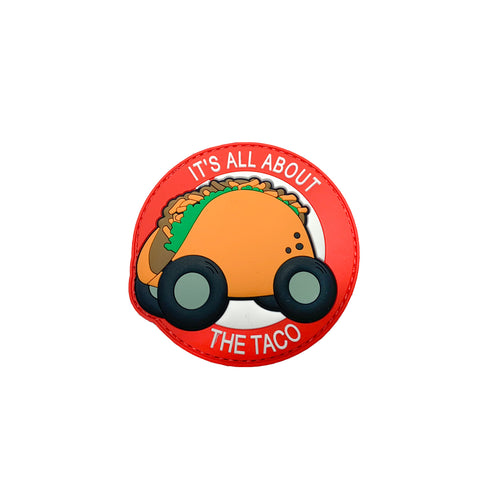 It's all About the Taco PVC Patch