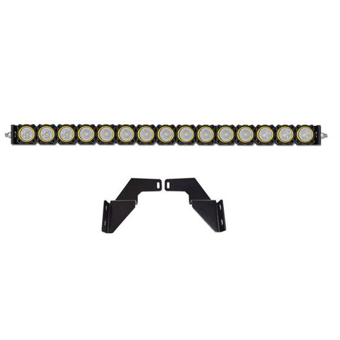 "30"" KC FLEX™ LED Lower Bumper Mount System (05-15)"