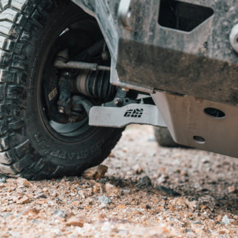 CBI - 3rd Gen Lower Control Arm Skid Plates